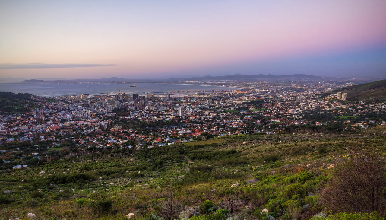 Cape Town in Pink