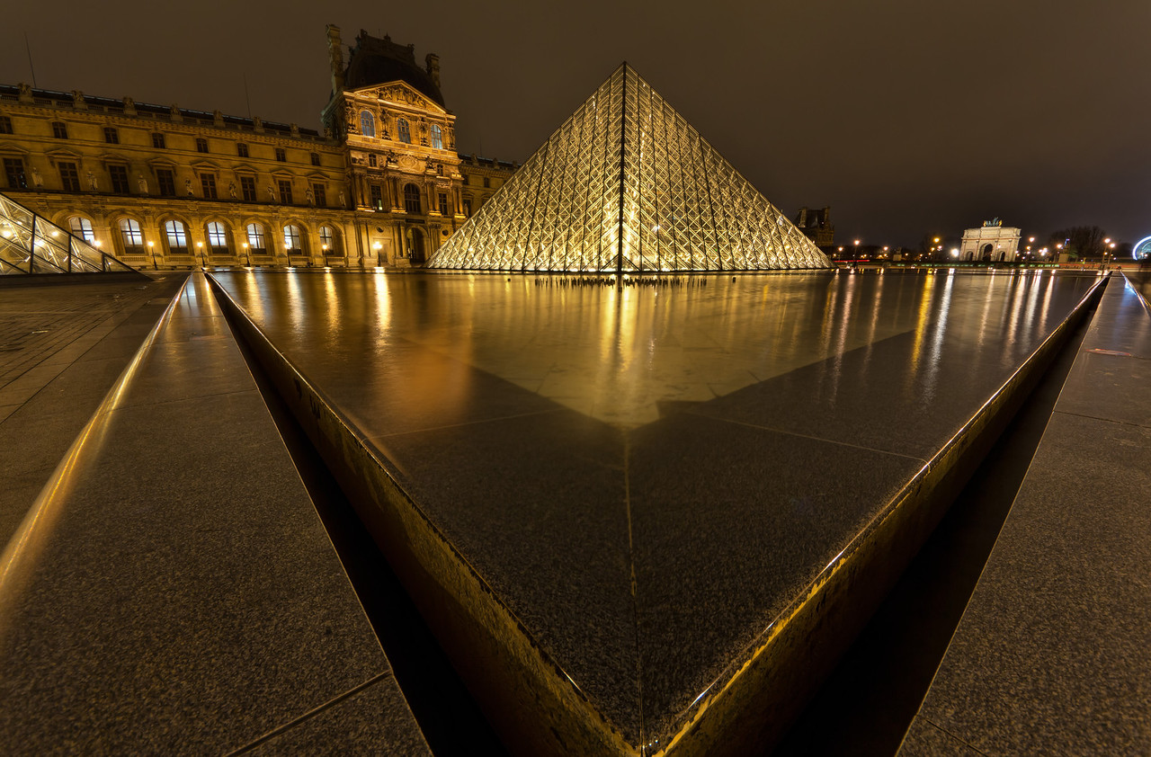 The Louvre Revisited