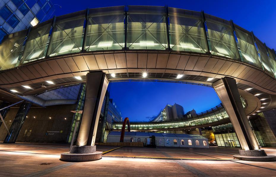 European Parliament Bridge