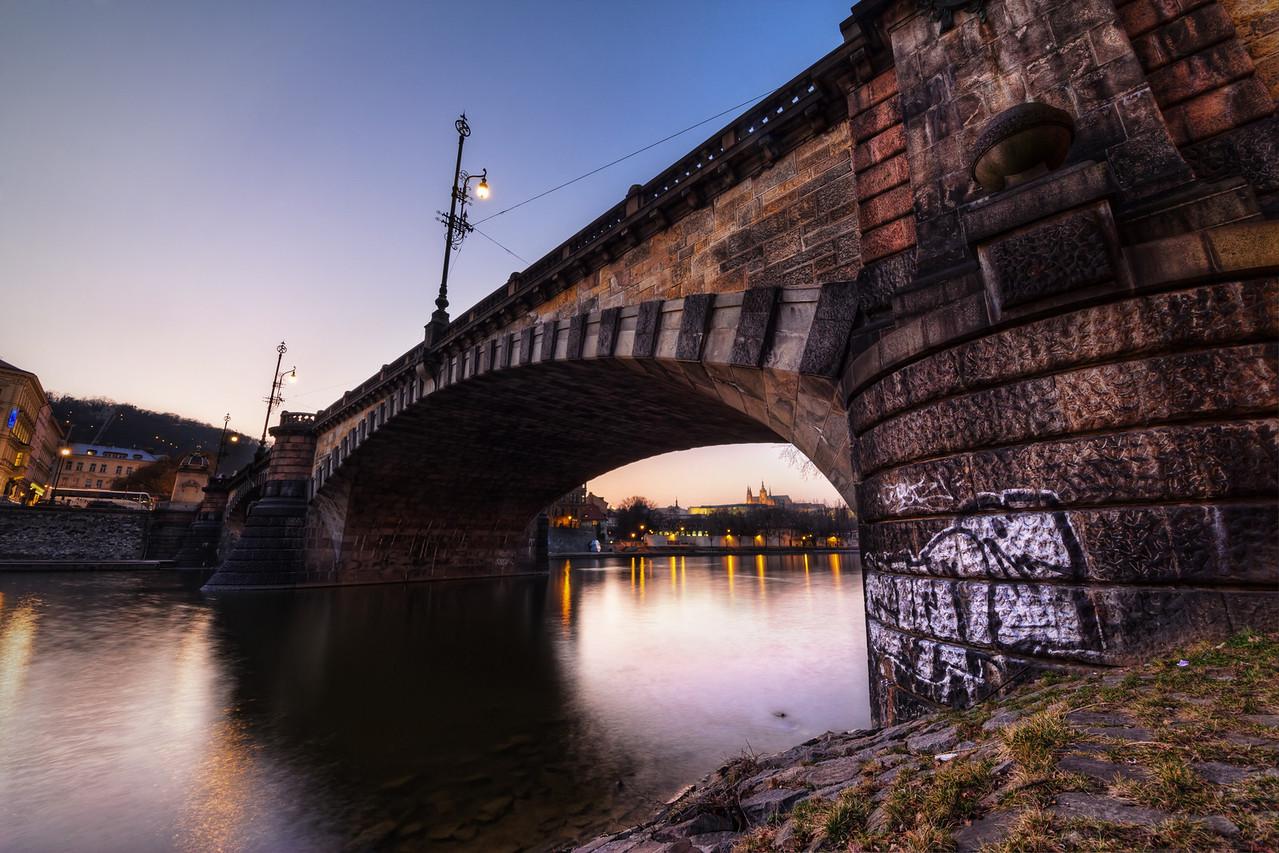 The Castle under the Bridge