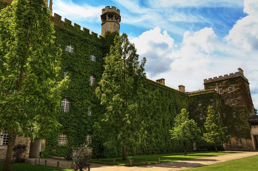 The Green Cambridge
