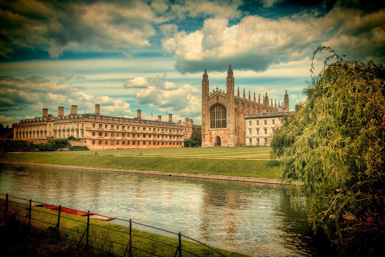 Clouds Over Cambridge