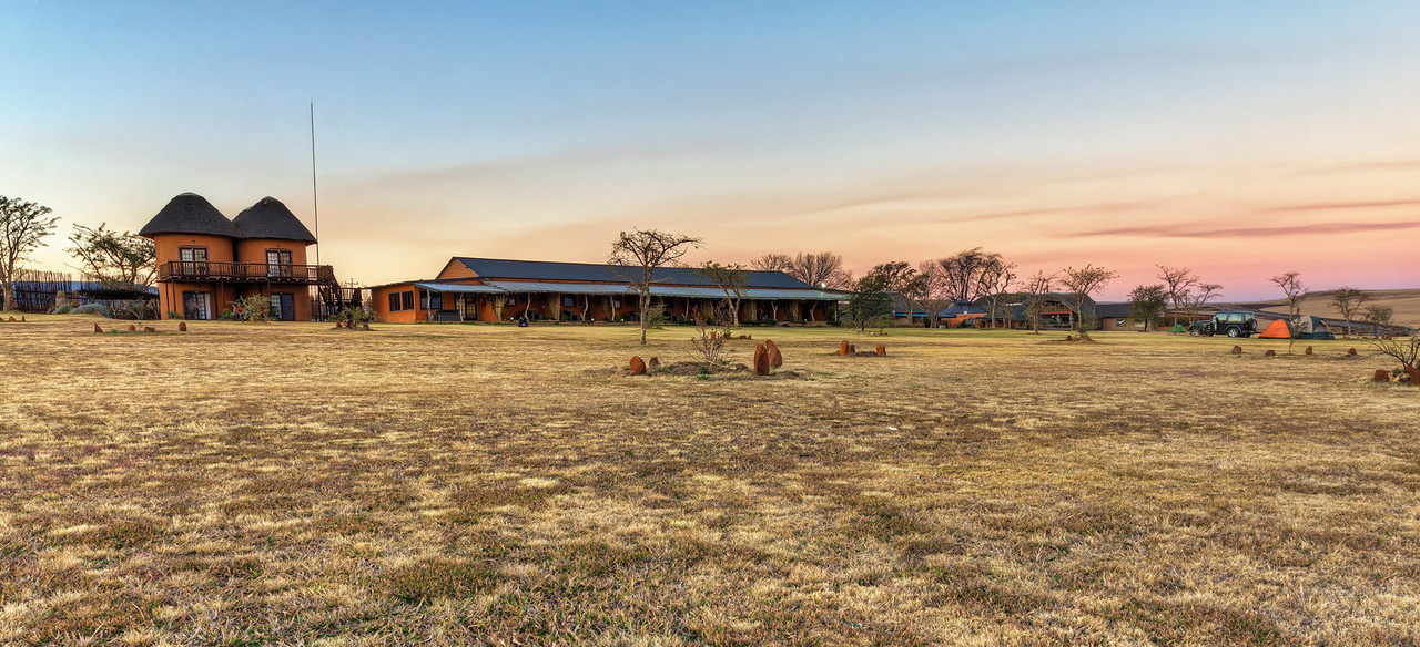 Backpacker's Lodge, Drakensberg