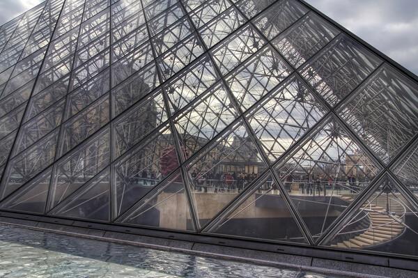 Peek Inside the Louvre