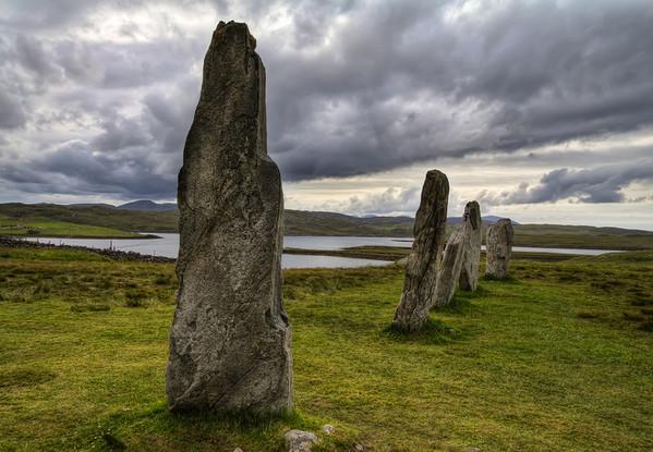 Standing Stones in Callanish