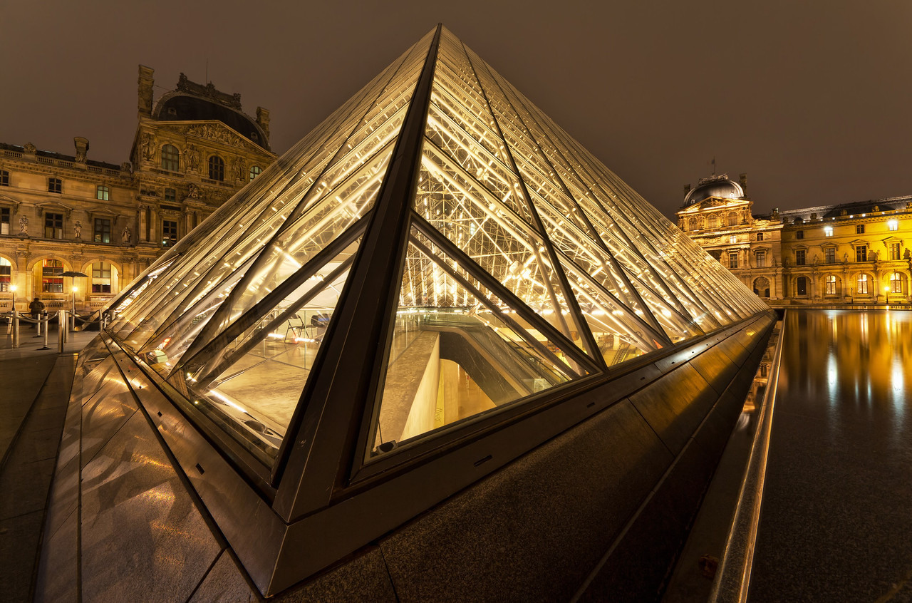 Louvre after Hours