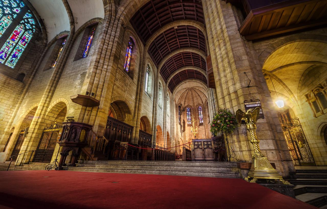 Church in Cape Town