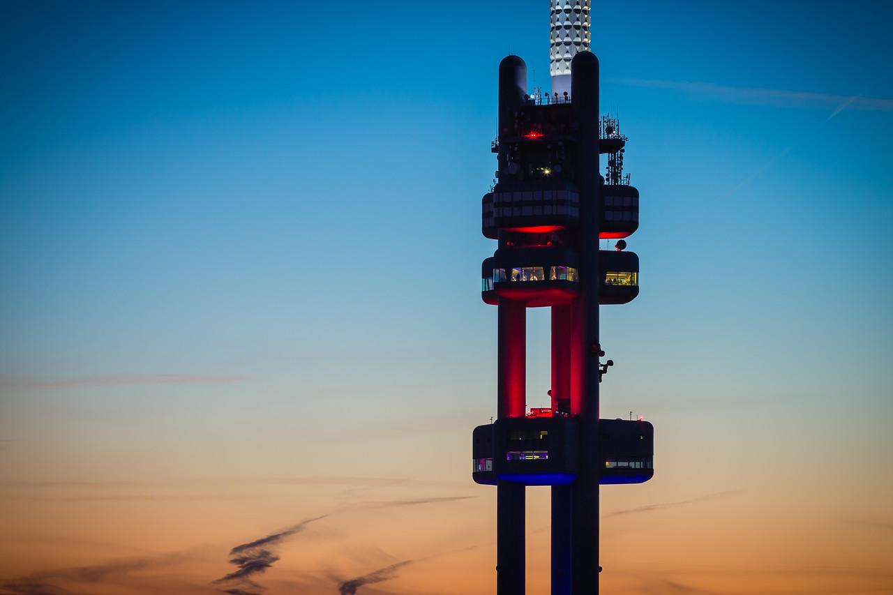 Zizkov Tower